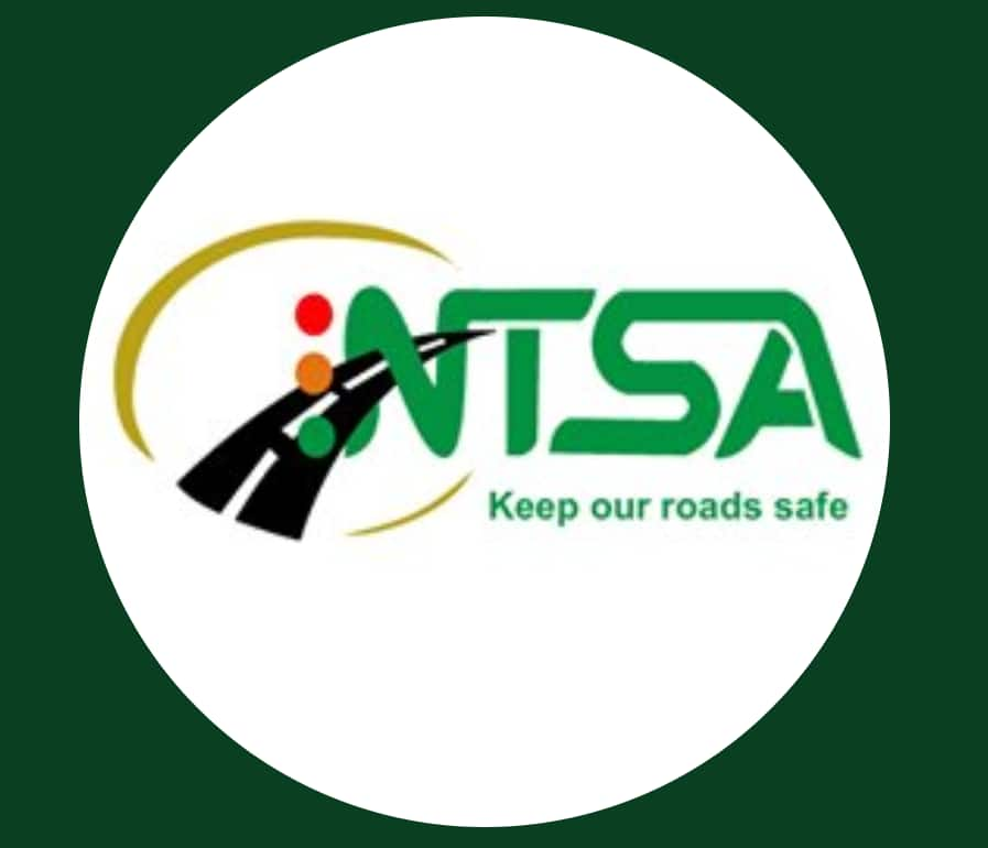 NTSA Third Licence Inspection Sticke