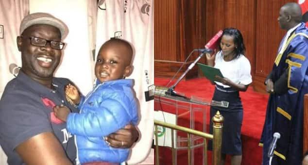 Mjane wa Ken Okoth akubali matokeo ya DNA na kuzima uhasama na Anne Thumbi