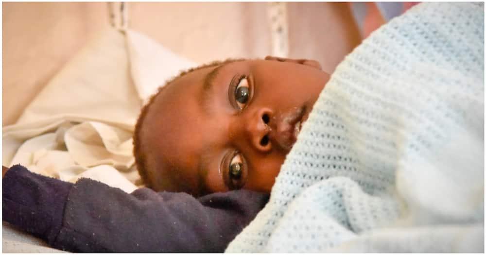 Nakuru doctors perform historic neck surgery on 4-year-old boy, remove tumour