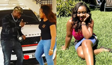 Rapper Khaligraph Jones tries his luck with Betty Kyallo with explicit lyrics and it is interesting