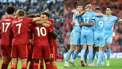 Liverpool vs Man City: Premier League Heavyweights Settle for 2-2 Draw in Epic Clash
