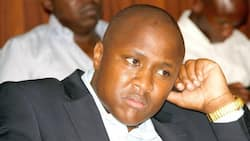 Kenyans mock Nandi Hills MP Alfred Keter after claiming he was served plastic fish in city hotel