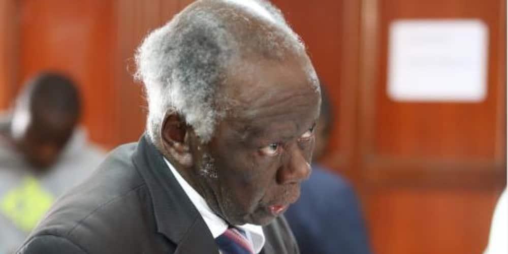 Veteran lawyer John Khaminwa ditches Mike Sonko, withdraws from graft case