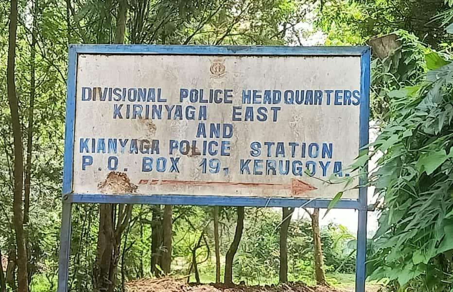 Polisi wawakamata wanafunzi 9 kutoka shule ya Mugumo kwa tuhuma za kuteketeza shule
