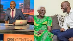 Larry Madowo Returns to Anchoring News on CNN in US after Difficult Week in Kenya