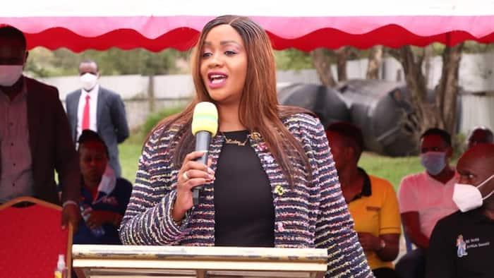 Raila Hajanikatia, Ni Ruto Tu, Cate Waruguru Says as She Seeks Voters' Views