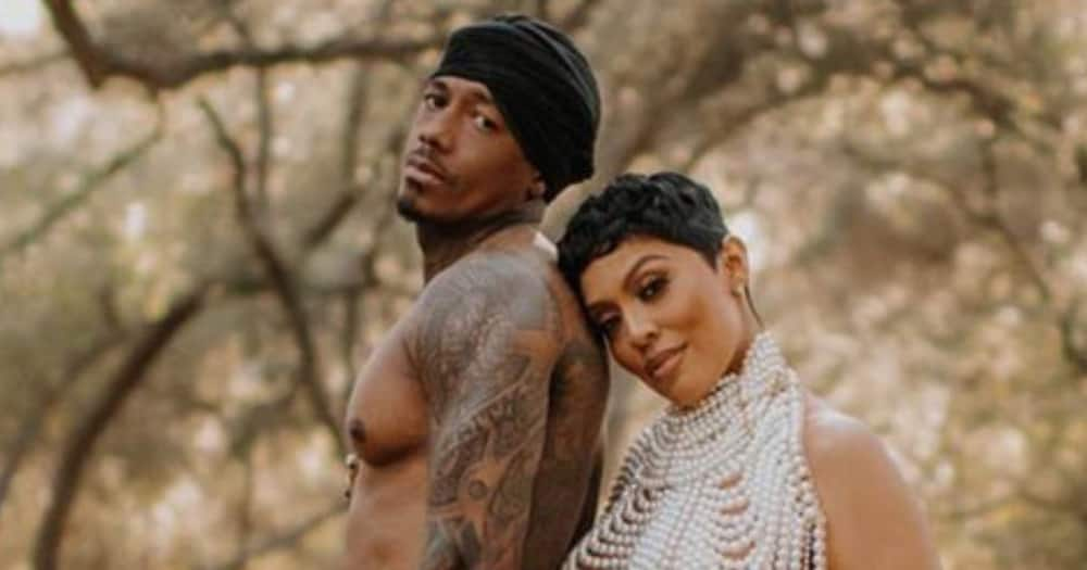 Nick Cannon and Abby are new parents to twins.