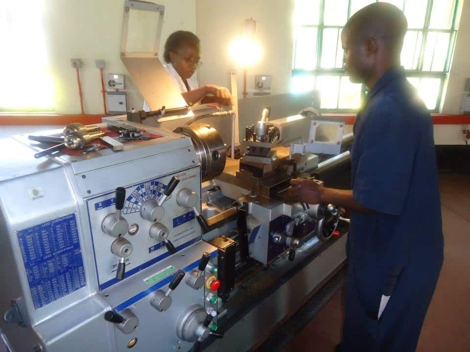 courses offered at kabete poly