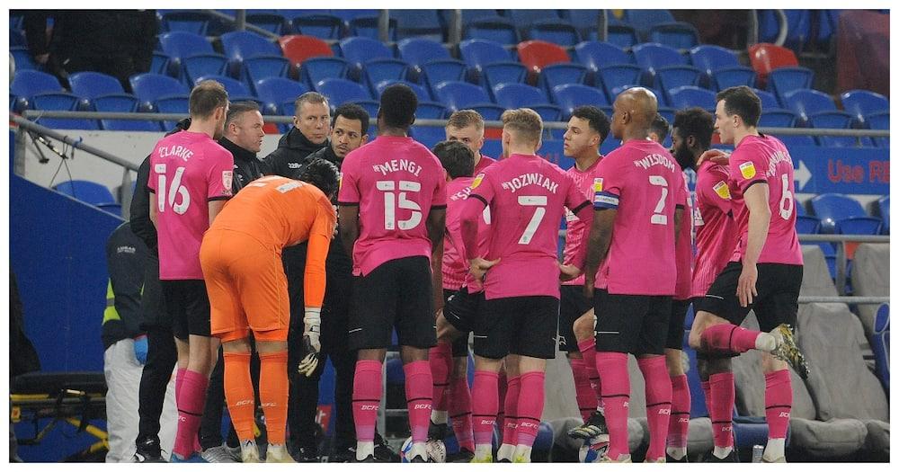 Wayne Rooney's Derby County thrashed 4-0 despite having 73% possession