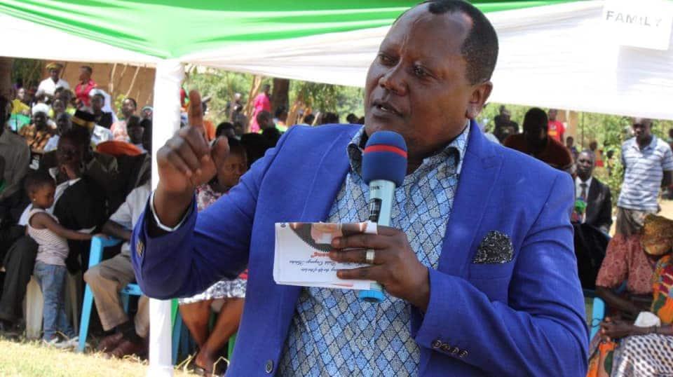 "Raphael Wanjala Defends Polygamy: ""God had no Monogamous Friends"""