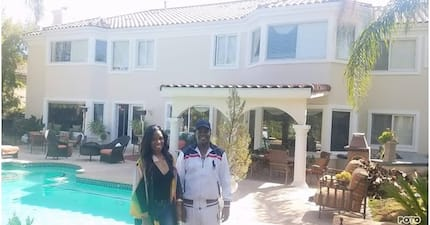 Hip Hop music pays: TZ legendary rapper AY show off his humongous mansion in the US
