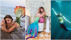 Student spends KSh 300k to become real-life mermaid after being inspired by Disney princess Ariel