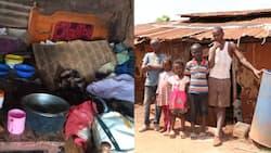 Murang'a: Watoto 5 Watelekezwa na Mama, Waomba Msaada Kutoka kwa Wahisani