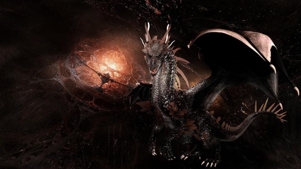 badass female dragon names