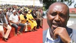 Ngunjiri Asusia Mkutano wa DP Ruto Uliofanyika Nyumbani kwa Kihika