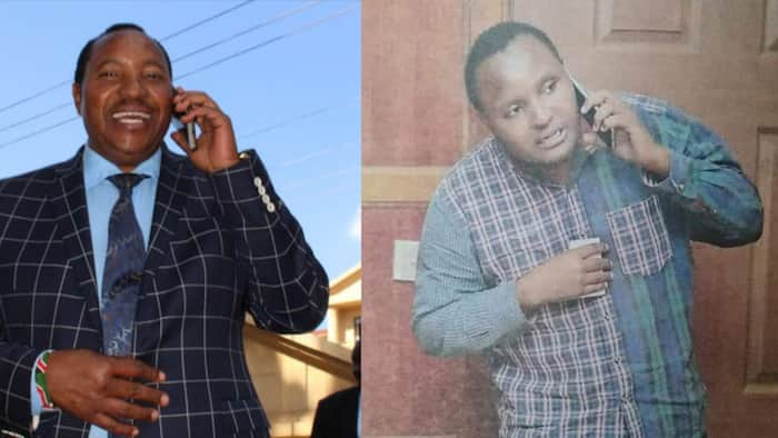 Copy and Paste: Hilarious reactions to photos of Ferdinand Waititu's son after they went viral