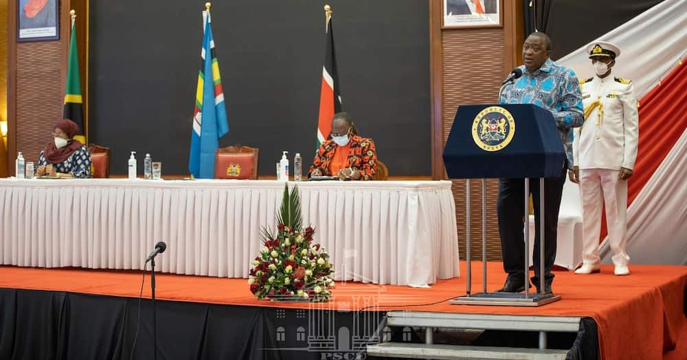 Uhuru Allows Tanzanian Investors to Operate in Kenya without Visas and Work Permits