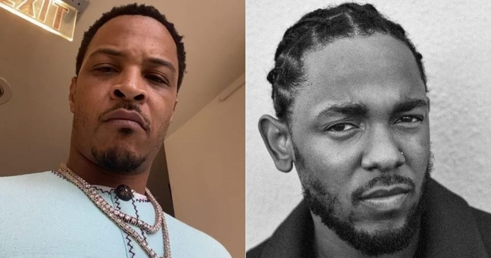 T.I claims Kendrick Lamar Is the Best Revolutionary Rapper Alive
