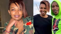 Karen Nyamu Says Exercise Helped Her Attain Normal Delivery of Baby With Samidoh
