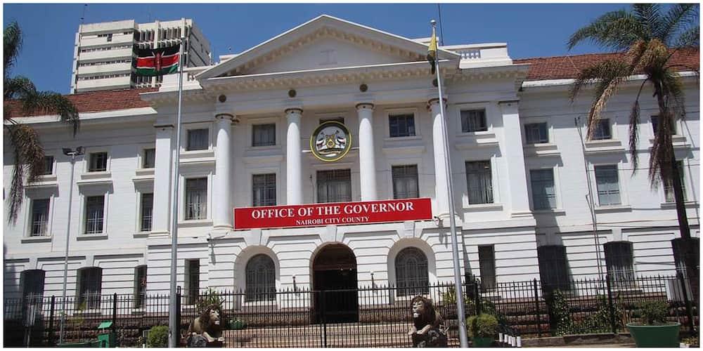 City Hall hosting the Nairobi County Assembly. Photo: Nairobi County.
