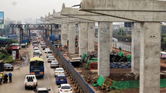 Nairobi Expressway: KeNHA Announces Closed Sections of Mombasa Road to Be Opened from September 30