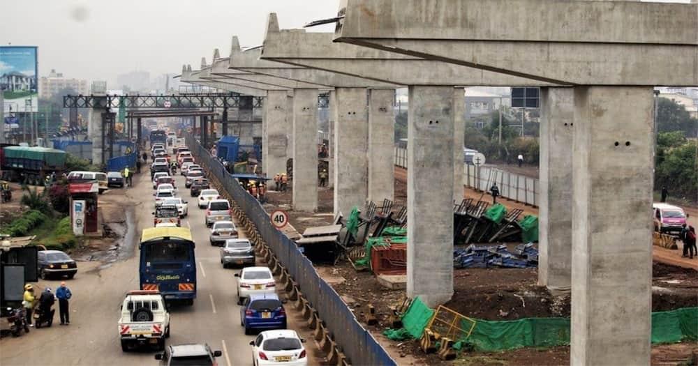 The Nairobi Expressway is a partnership between Kenya and China Road and Bridge Corporation (CRBC).