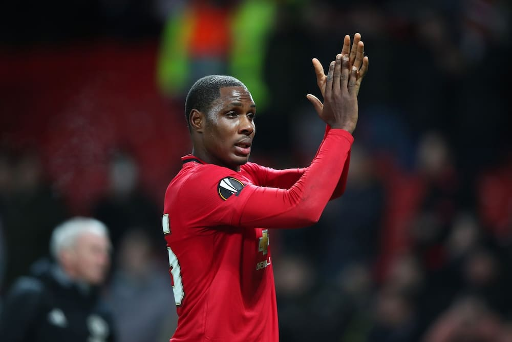 Super Eagles icon Ighalo says he's fulfilled despite playing just 4 games for Man United this season