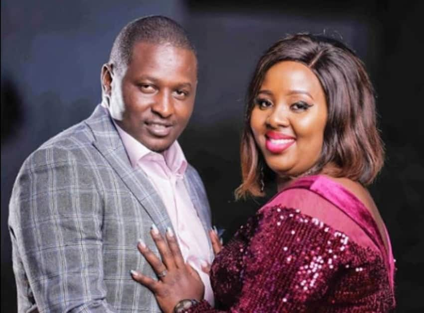 Terence Creative throws huge birthday party for wife Milly Chebby