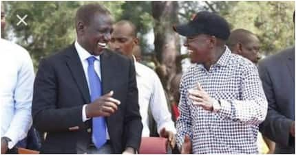 Ford Kenya wants Boni Khalwale to resign as deputy leader for following DP Ruto around