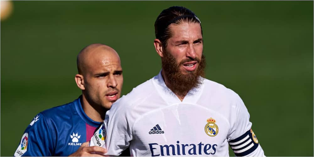 Sergio Ramos: PSG, Man United set to offer Real Madrid captain mouth-watering deal