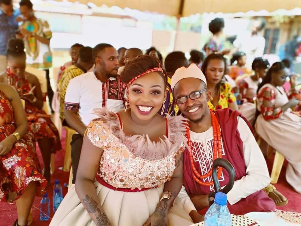 frida mwaka's wedding