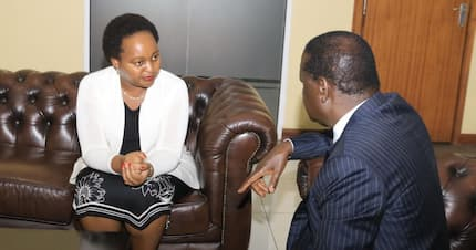Governor Waiguru agrees to settle pending defamation lawsuit against Raila