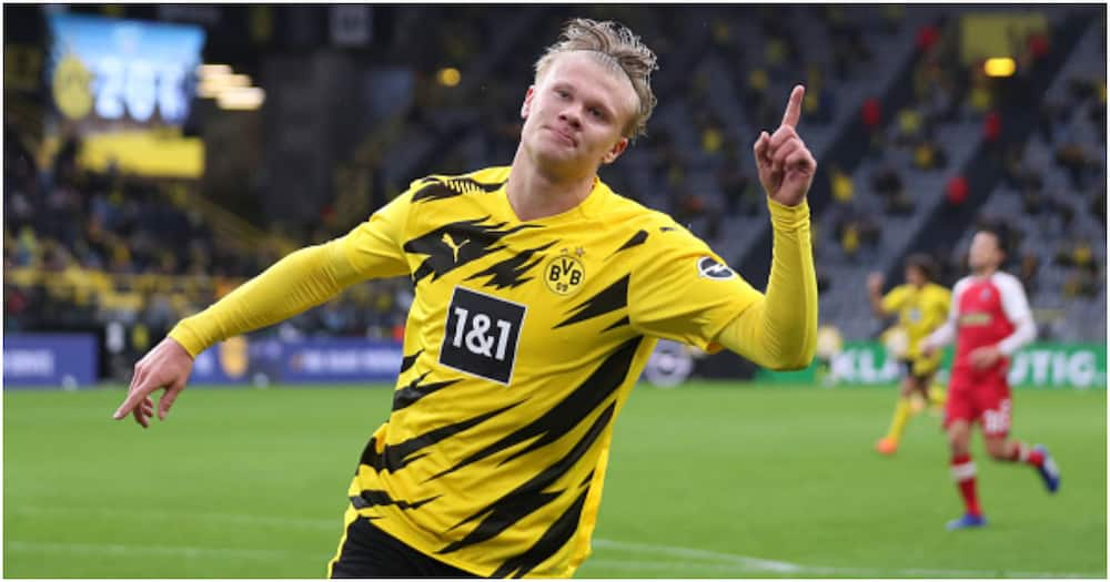 Erling Haaland Make Crucial Transfer Decision as Man United, Chelsea Battle for His Signature