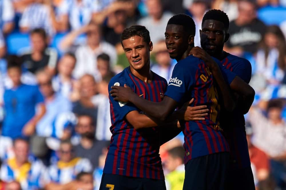 Panic as Barcelona list Coutinho, 8 other senior players for sale this summer