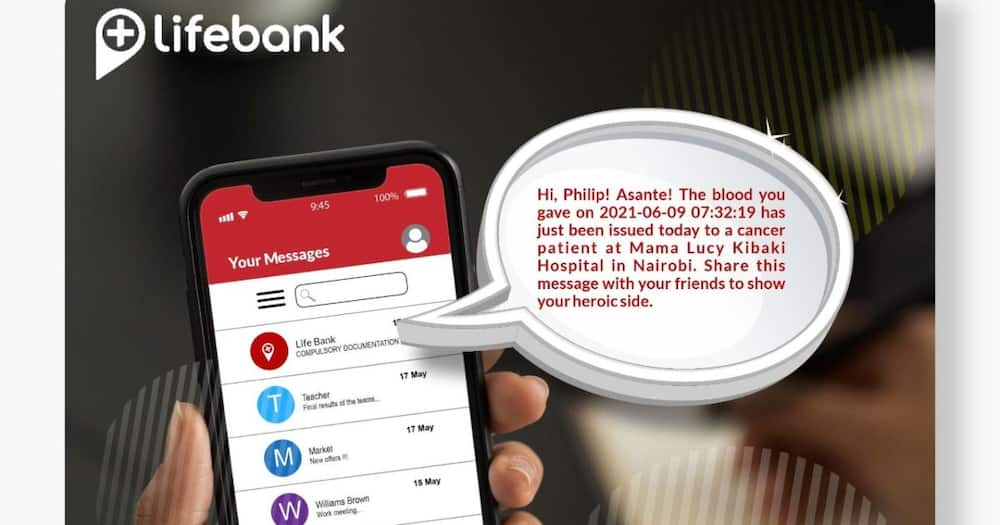 Life Bank wants to show gratitude to those helping to save lives.