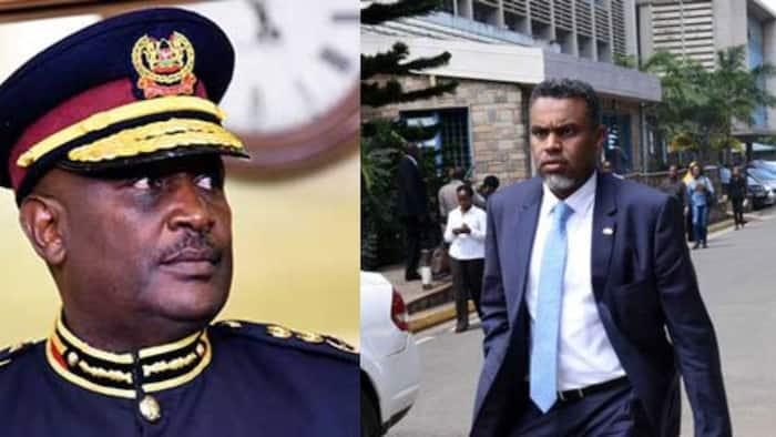 Curfew in Kenya: DPP Noordin Haji directs police boss to investigate Nairobi boy's shooting