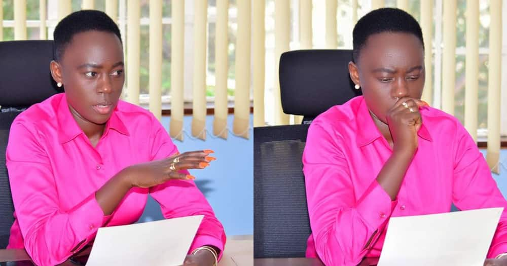 Akothee said she fears leaving her house.
