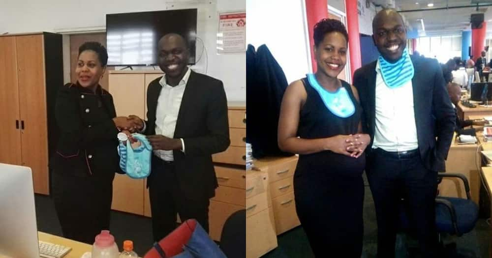 Larry Madowo was First Workmate to Give me Baby Gifts, Jane Ngoiri