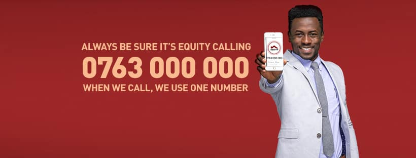 Equity bank contacts