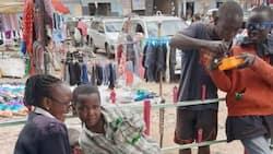 Mashujaa Day: Narok police officer marks event by feeding street children