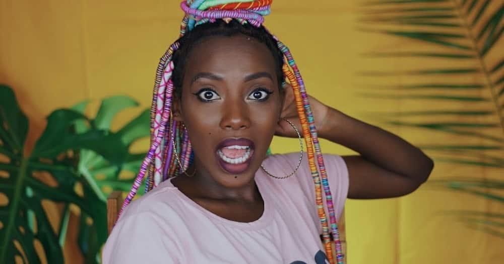 Muthoni Gitau explained she does not want kids. Photo: Muthoni Gitau.