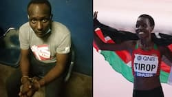 Agnes Tirop: Husband of Slain Athlete Arrested in Mombasa While Trying to Flee Country