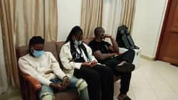 Ugandan police arrest Nigerian musicians Omah Lay, Tems after concert