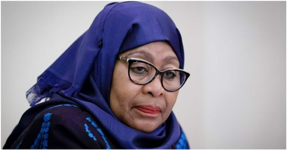 President Samia Suluhu tells politician eyeing her seat in 2025 to desist from early campaigns