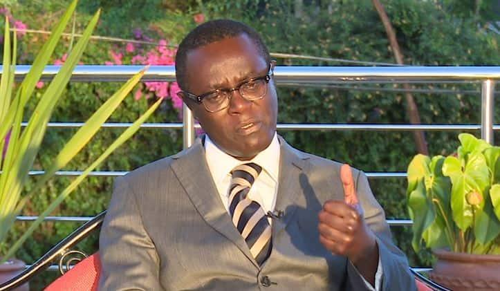 Political analyst Mutahi Ngunyi in a past address. Photo: Mutahi Ngunyi.