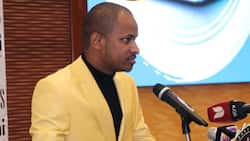 Babu Owino Awarded for Using Digital Media to Help Students Revise During COVID-19 Pandemic