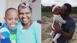 """Jemutai Says She Wasn't Close with Hamo After She Got Their First Child: """"We Become Strangers"""""""