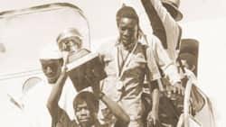 Ronald Watsiera: Harambee Stars Great Fighting for His Life in Hospital