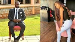 """Kenyans React to Saumu's Baby Daddy Anwar and Bambi's Wedding: """"Premium Tears Loading"""""""