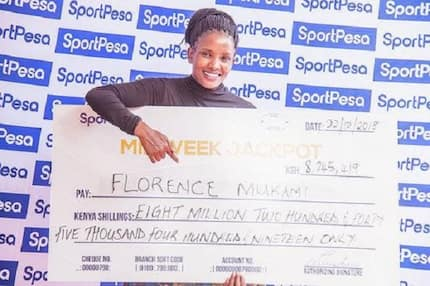 The SportPesa Mega Jackpot currently stands at KSh130M. Will a woman finally win?